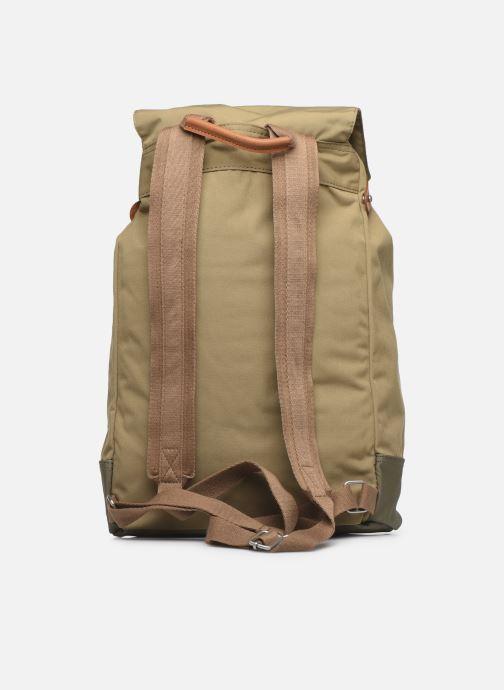 Rucksacks Pepe jeans Regans Backpack Beige front view