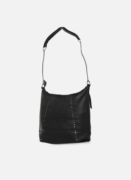 Handbags Pepe jeans Ada Bag Black view from the right