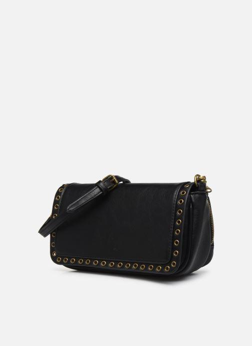 Handbags Pepe jeans Camilla Bag Black model view