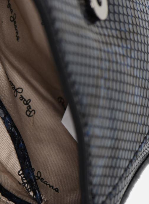 Sacs à main Pepe jeans Mara Bag Bleu vue derrière