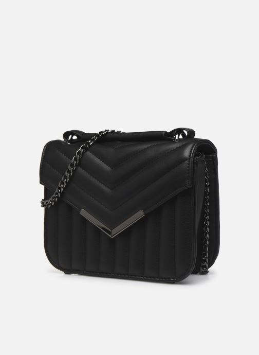 Handtaschen Pepe jeans Nicole Bag schwarz schuhe getragen