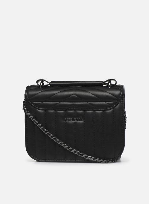 Handtaschen Pepe jeans Nicole Bag schwarz ansicht von vorne