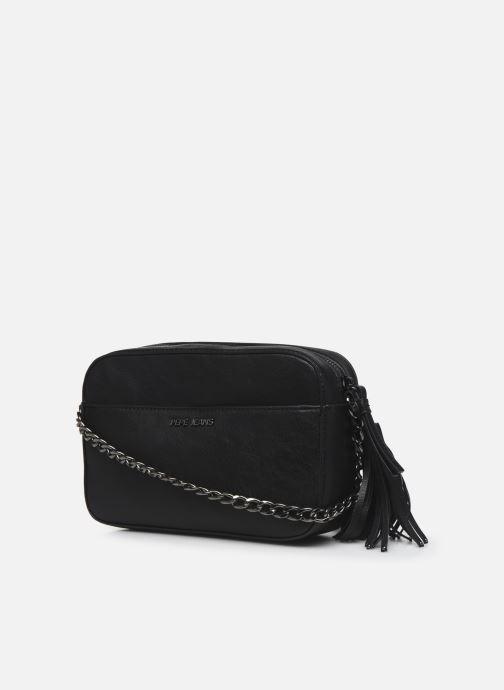Bolsos de mano Pepe jeans Tanya Bag Negro vista lateral derecha