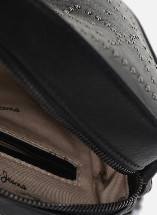Sacs à main Pepe jeans Tanya Bag Noir vue derrière