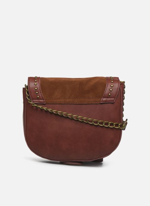 Handbags Pepe jeans Liona Bag Brown front view