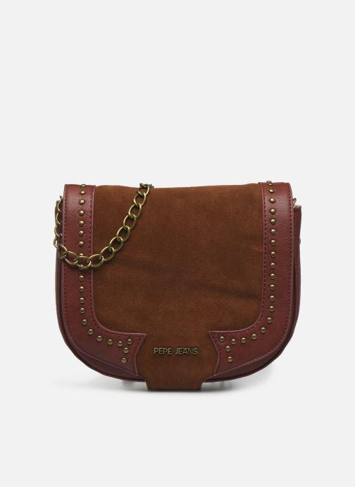 Handbags Pepe jeans Liona Bag Brown detailed view/ Pair view