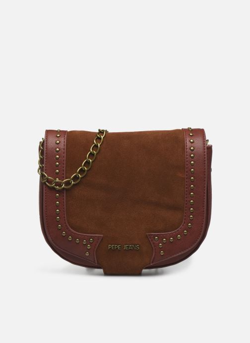 Handtaschen Pepe jeans Liona Bag braun detaillierte ansicht/modell