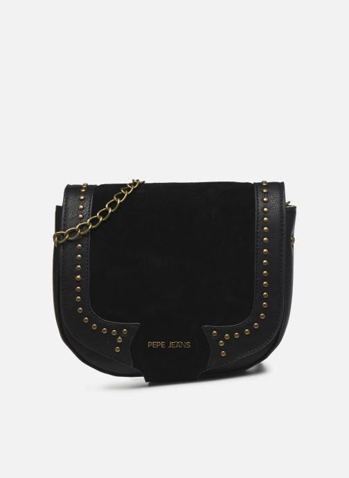 Sacs à main Pepe jeans Liona Bag Noir vue détail/paire