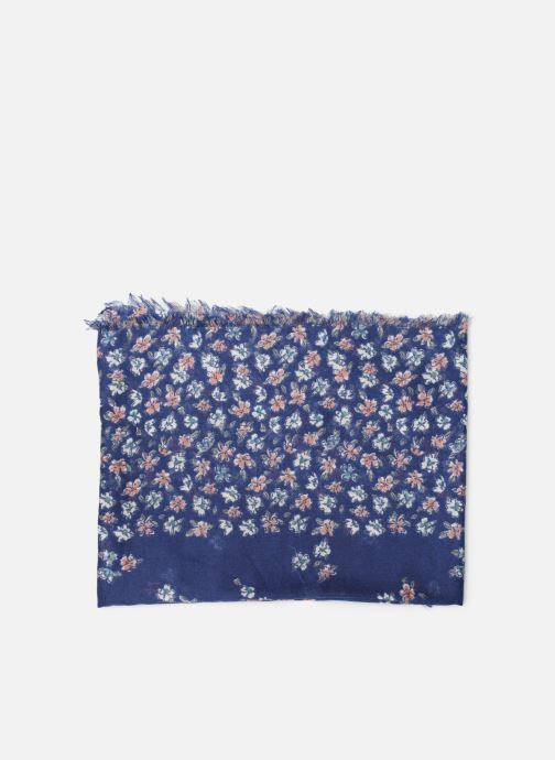 Scarf Pepe jeans Ornella Scarf Blue model view
