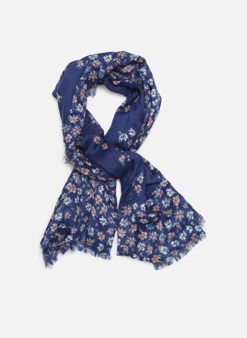 Echarpes et Foulards Pepe jeans Ornella Scarf Bleu vue détail/paire