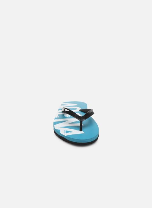 Zehensandalen Arena Arena Flip Flop W blau schuhe getragen