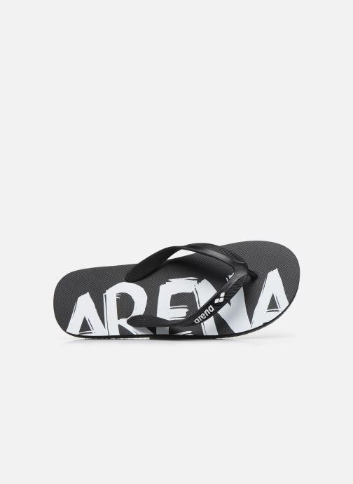 Infradito Arena Arena Flip Flop M Nero immagine sinistra