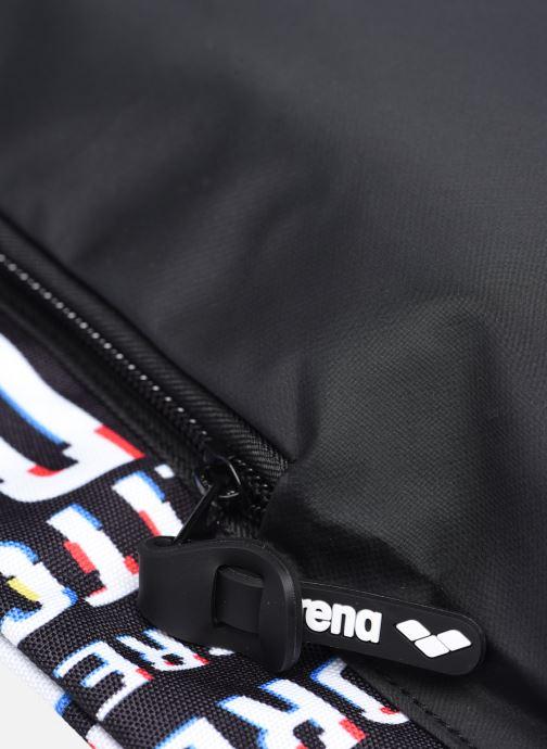 Zaini Arena Team Sack Allover Nero immagine posteriore