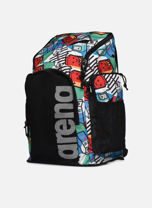 Mochilas Arena Team Backpack 45 Allover Multicolor vista del modelo