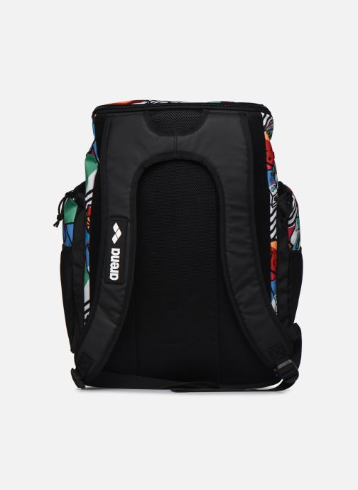 Mochilas Arena Team Backpack 45 Allover Multicolor vista de frente