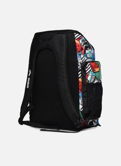 Mochilas Arena Team Backpack 45 Allover Multicolor vista lateral derecha