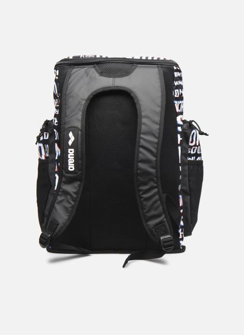 Mochilas Arena Team Backpack 45 Allover Negro vista de frente
