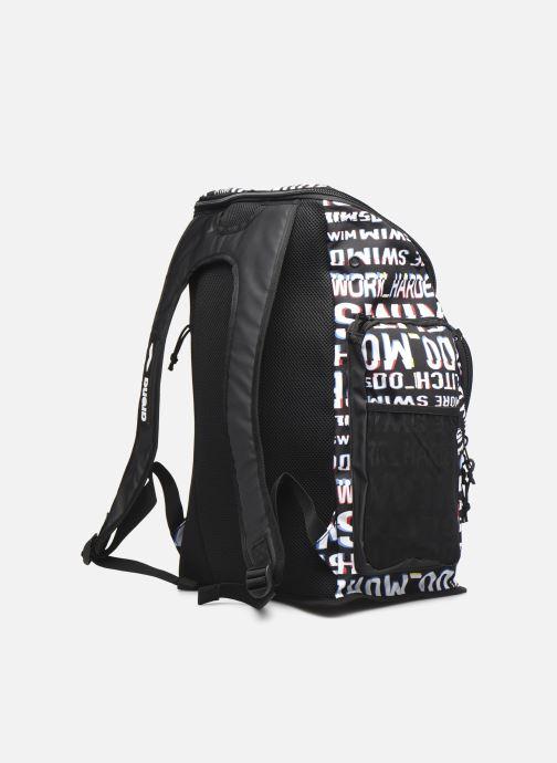 Sacs à dos Arena Team Backpack 45 Allover Noir vue droite