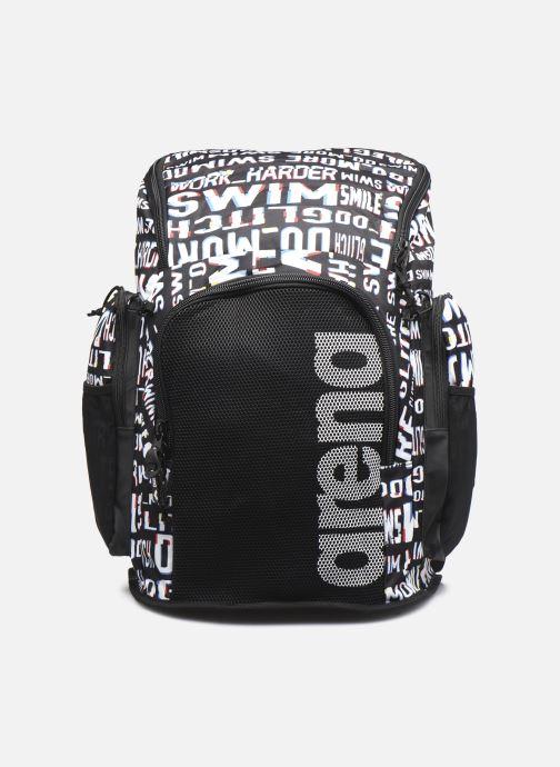 Mochilas Arena Team Backpack 45 Allover Negro vista de detalle / par