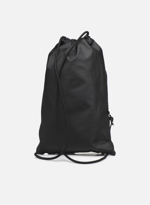 Mochilas Arena Team Sack All Black Negro vista lateral derecha