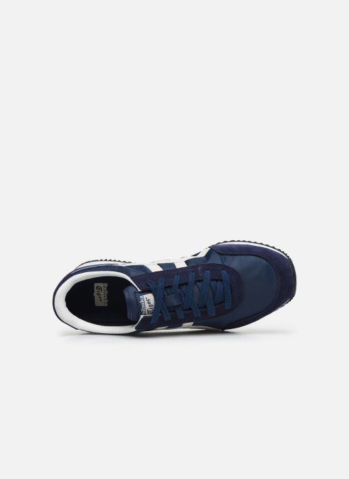 Baskets Onitsuka Tiger New York Bleu vue gauche