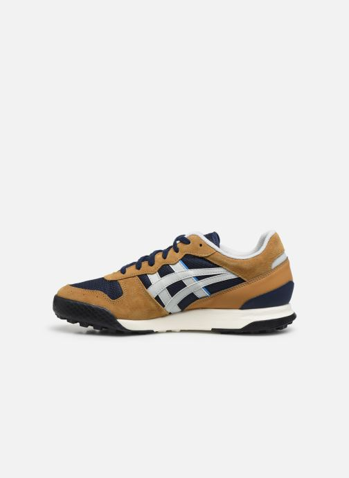 Sneakers Onitsuka Tiger Tiger Horizonia Marrone immagine frontale