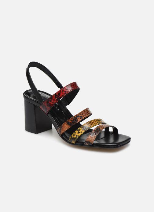 Sandales et nu-pieds Georgia Rose Ebani Multicolore vue détail/paire