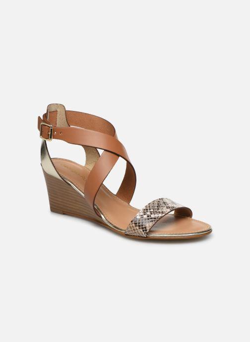 Sandali e scarpe aperte Georgia Rose Lipent Marrone vedi dettaglio/paio