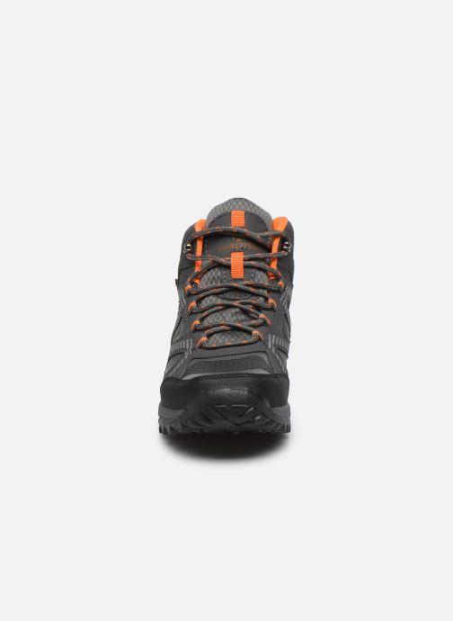 Chaussures de sport Kimberfeel Caltha Gris vue portées chaussures