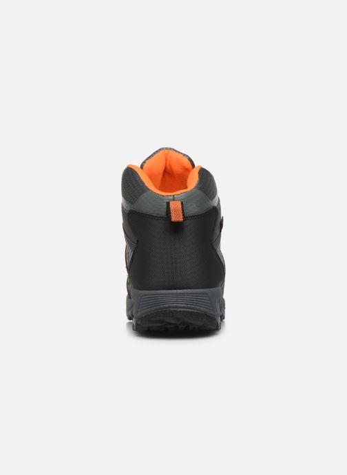 Chaussures de sport Kimberfeel Caltha Gris vue droite