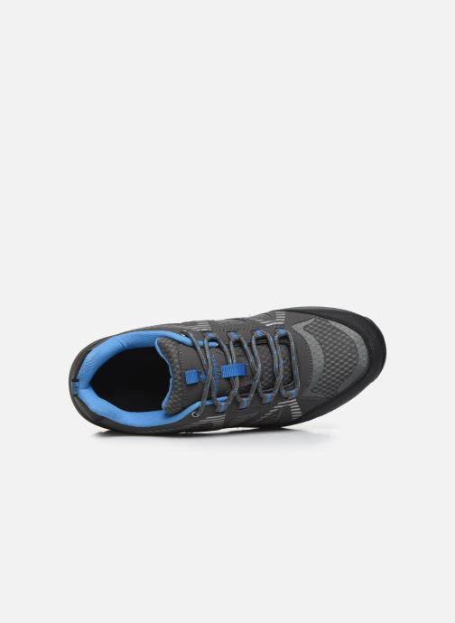 Zapatillas de deporte Kimberfeel Aconit Gris vista lateral izquierda