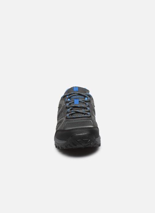 Zapatillas de deporte Kimberfeel Aconit W Gris vista del modelo