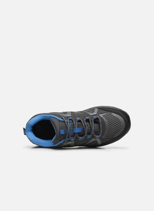 Zapatillas de deporte Kimberfeel Aconit W Gris vista lateral izquierda