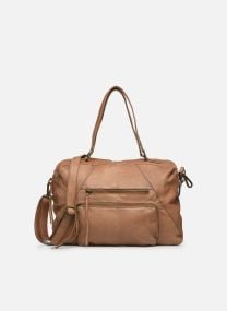ANDREA LEATHER DAILY BAG
