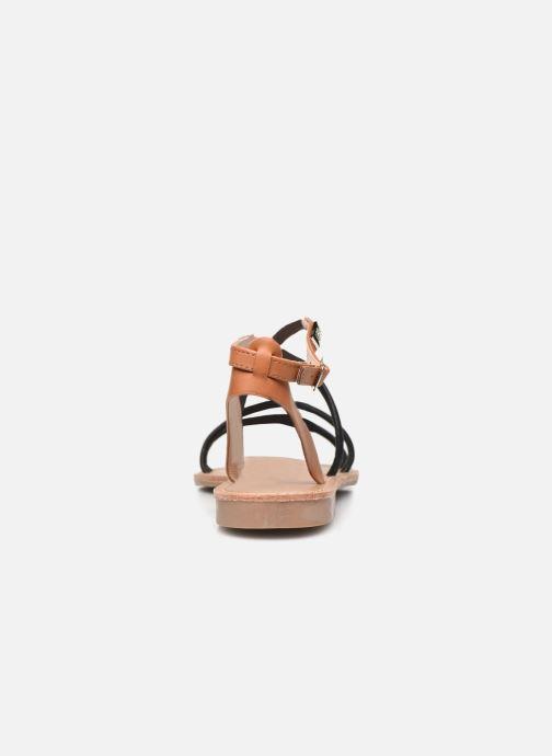 Sandali e scarpe aperte LPB -LES PETITES BOMBES EDEN Nero immagine destra