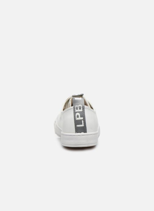 Baskets LPB -LES PETITES BOMBES KELLY Blanc vue droite