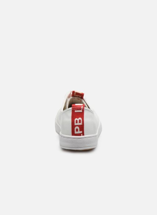 Sneakers LPB -LES PETITES BOMBES KELLY Wit rechts