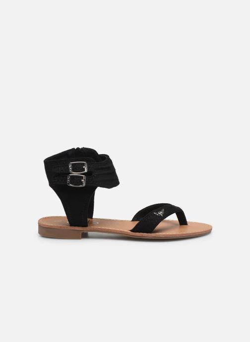 Sandales et nu-pieds LPB -LES PETITES BOMBES VALENTINE Noir vue derrière