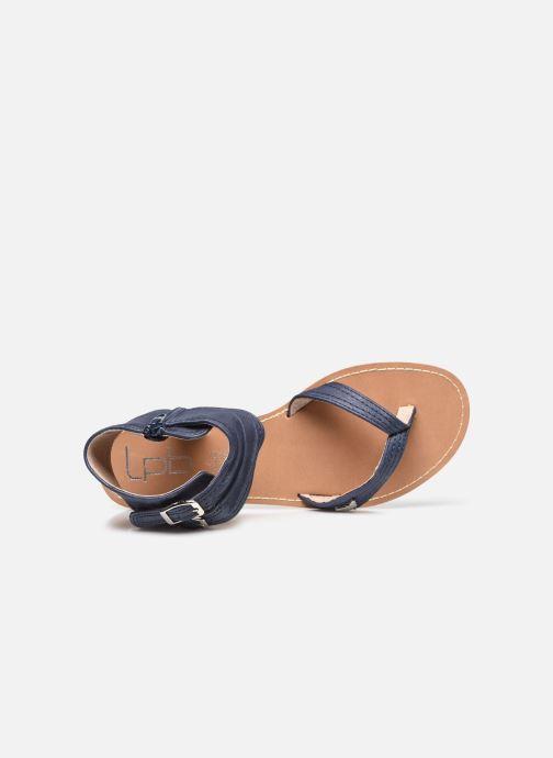 Sandali e scarpe aperte LPB -LES PETITES BOMBES VALENTINE Azzurro immagine sinistra