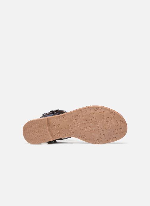 Sandali e scarpe aperte LPB -LES PETITES BOMBES VALENTINE Azzurro immagine dall'alto