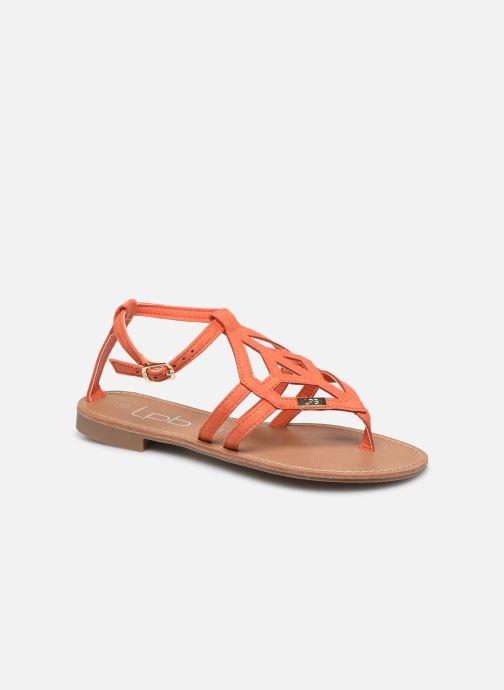 Sandales et nu-pieds LPB -LES PETITES BOMBES VANESSA Orange vue détail/paire