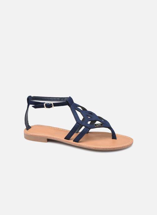 Sandales et nu-pieds LPB -LES PETITES BOMBES VANESSA Bleu vue détail/paire