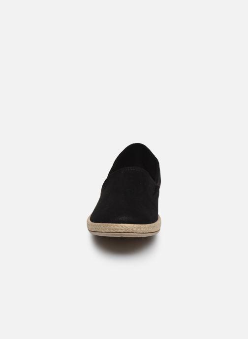 Mocassins LPB -LES PETITES BOMBES ZOE Noir vue portées chaussures