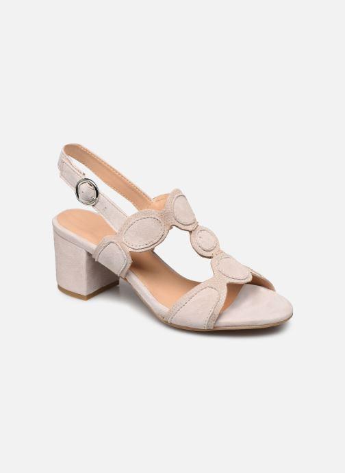 Sandales et nu-pieds Georgia Rose Soft Ritona Beige vue détail/paire