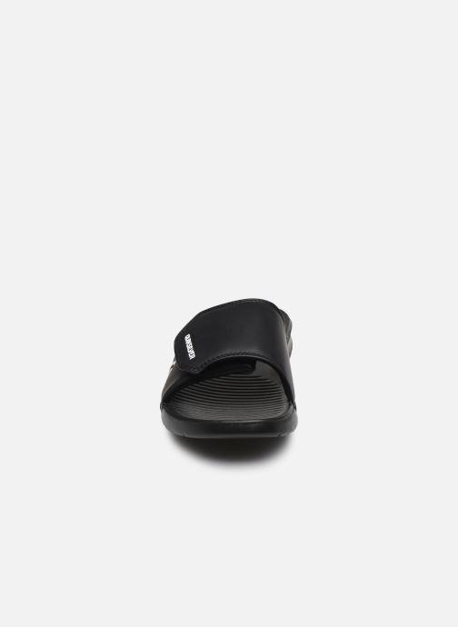 Sandales et nu-pieds Quiksilver Bright Coast Ad M Noir vue portées chaussures