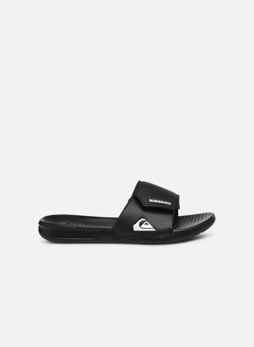 Sandales et nu-pieds Quiksilver Bright Coast Ad M Noir vue derrière