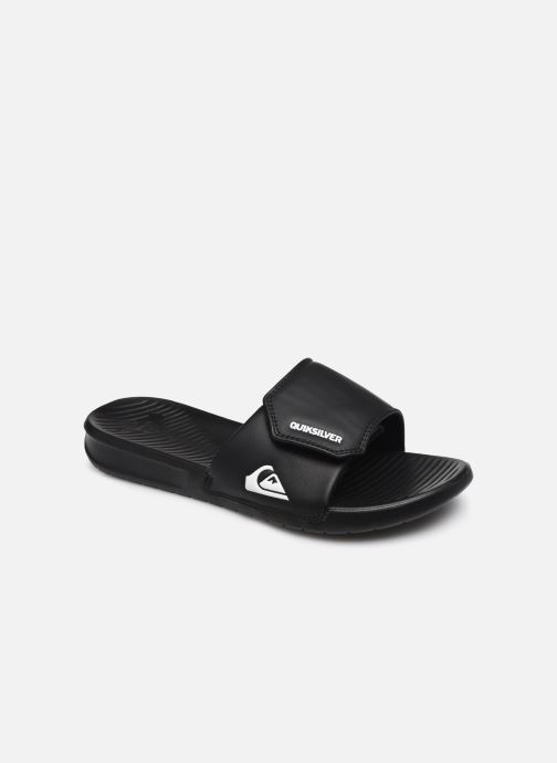 Sandales et nu-pieds Quiksilver Bright Coast Ad M Noir vue détail/paire