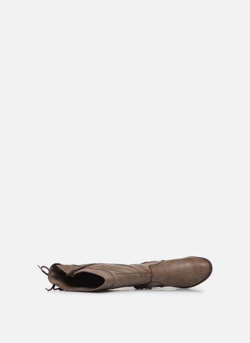 Stiefel Mustang shoes 1265510 braun ansicht von links