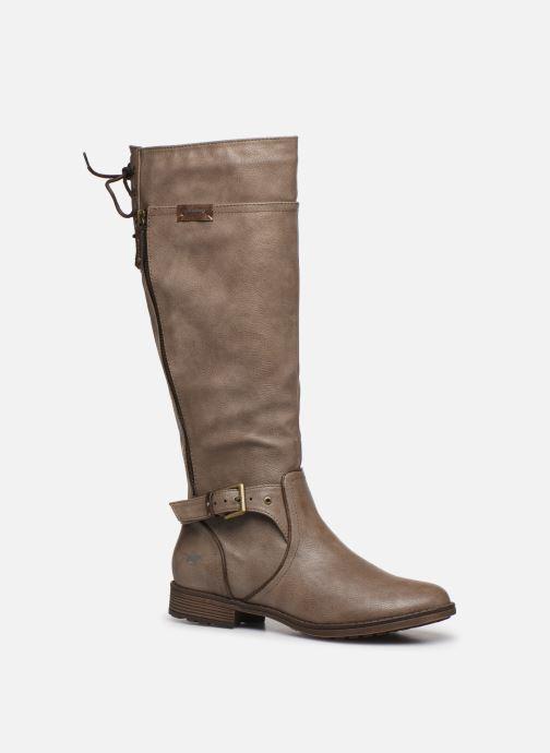 Stivali Mustang shoes 1265510 Marrone vedi dettaglio/paio