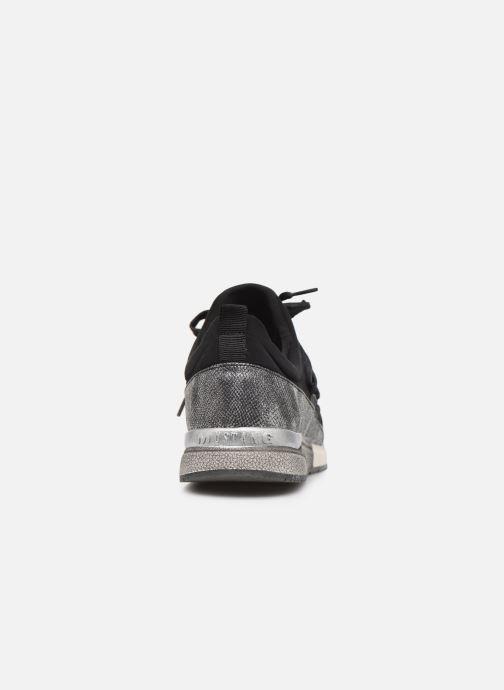 Baskets Mustang shoes 1289403 Argent vue droite